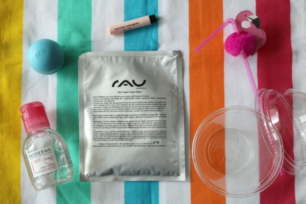 Review ervaring RAU Argan Shaker Mask - Peel-Off-masker van Argan en Ghassoul klei 2