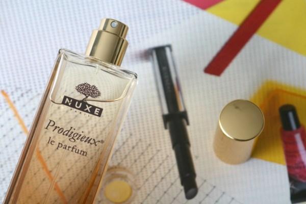 review nuxe parfum prodigieux 9