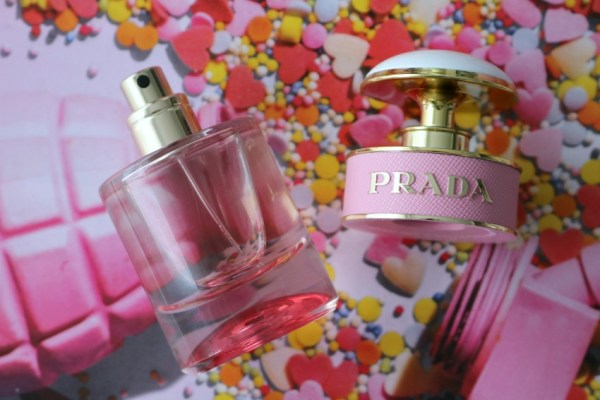 review prada candy florale 7