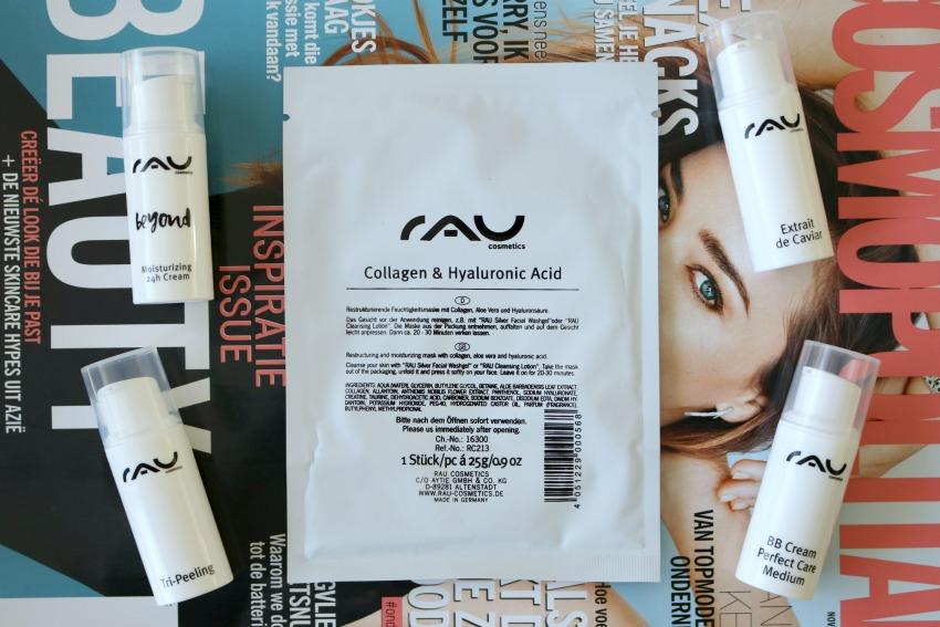 Winactie: RAU Cosmetics setje