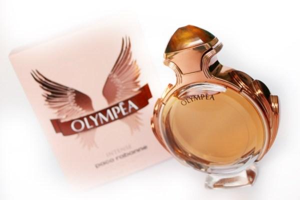 review blog paco rabanne olympea intense ervaring houdbaarheid geurnoten verpakking