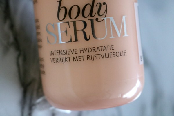 review ervaringen Etos Body Care Body Serum rijstvliesolie