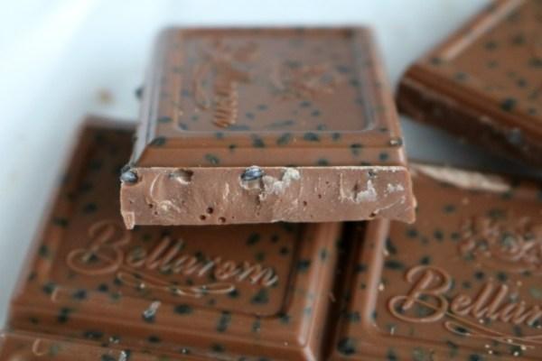lidl melk drop chocolade bellarom chocolade met drop lidl blokje