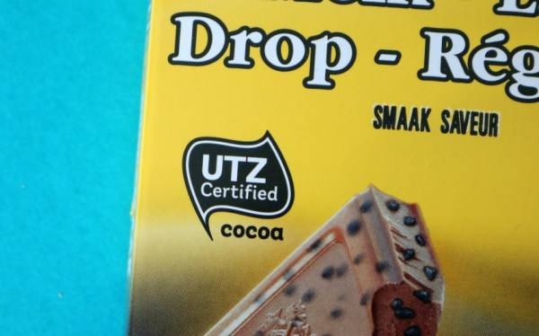 lidl melk drop chocolade bellarom chocolade met drop lidl utz