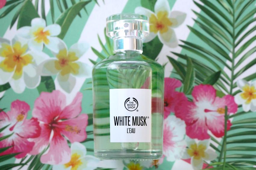 Review: The Body Shop – White Musk L'Eau EdT