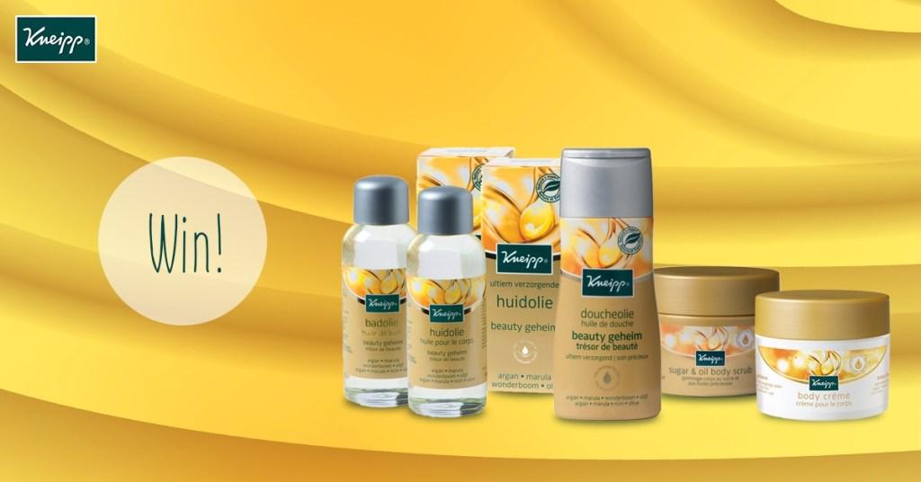 Moederdag-winactie: Kneipp Beauty Geheim pakket