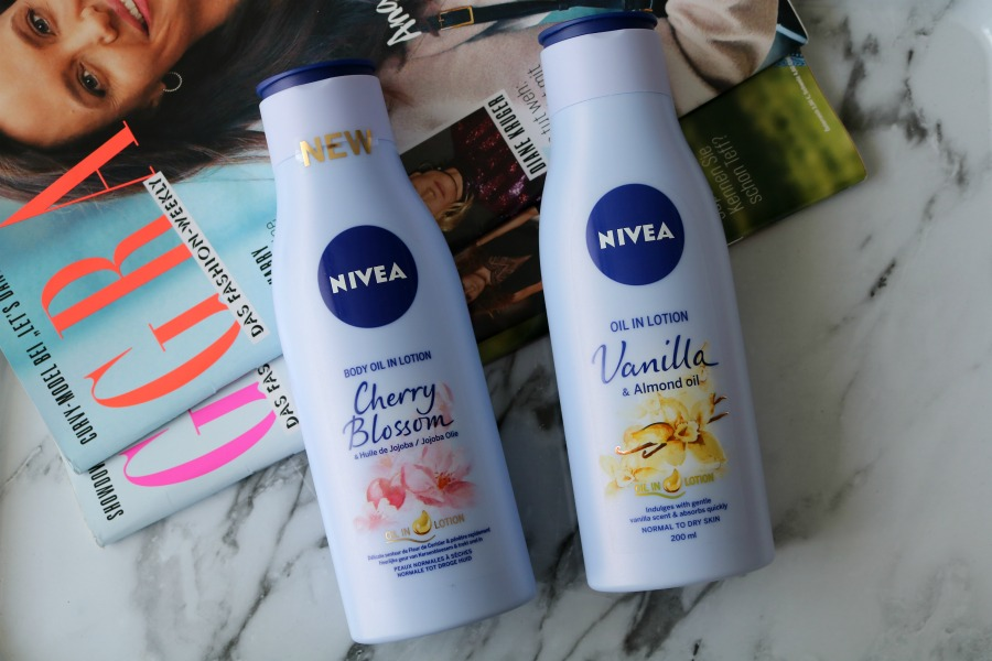 Review: NIVEA Body Olie in Lotion