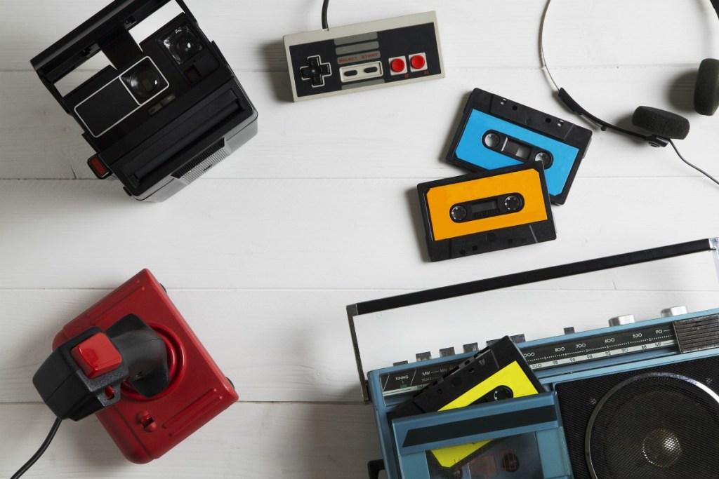 Jeugdsentiment: Gadgets, speelgoed en meer uit mijn jeugd…
