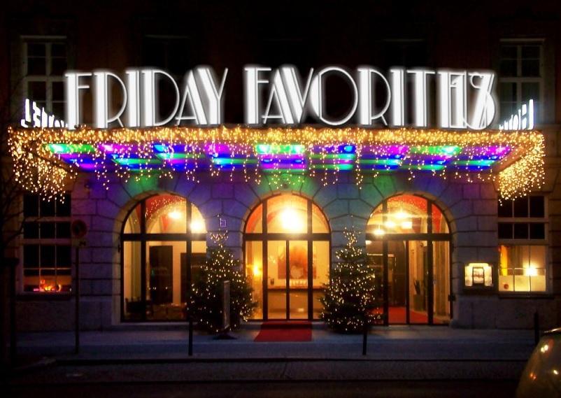 Friday Favorites #17