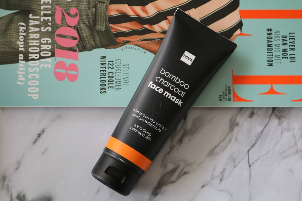 Review: HEMA Bamboo Charcoal Face Mask