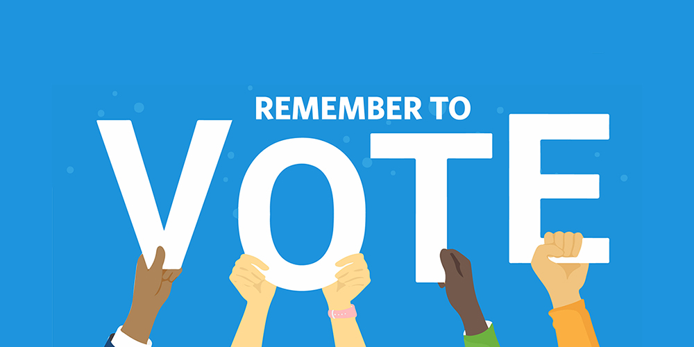 Election Day: Vote!