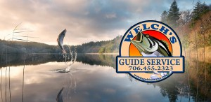 Fishing Guide in Blue Ridge, GA