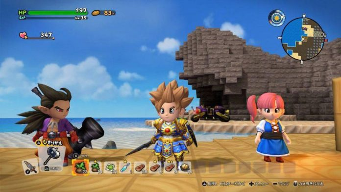 Dragon Quest Builders 2 is an Excellent Sandbox Adventure