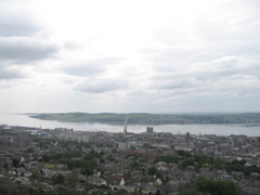 Panorama from the Law