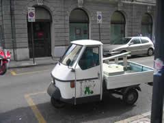 Dinky Italian Truck