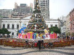 Macau Christmas