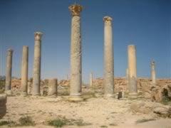 Sabratha Columns