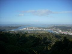View from Parahaki