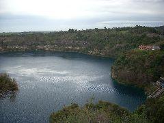 Mt Gambier Lake
