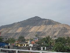 Vietnamese coalmine