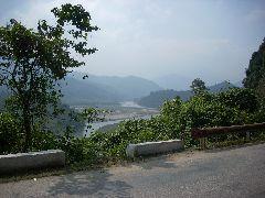 Near Laos border