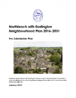 Northleach NP_Pre Submission Plan_FINAL