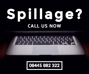 spillage repair