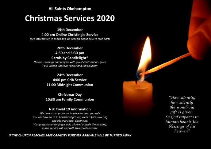 Christmas @ All Saints