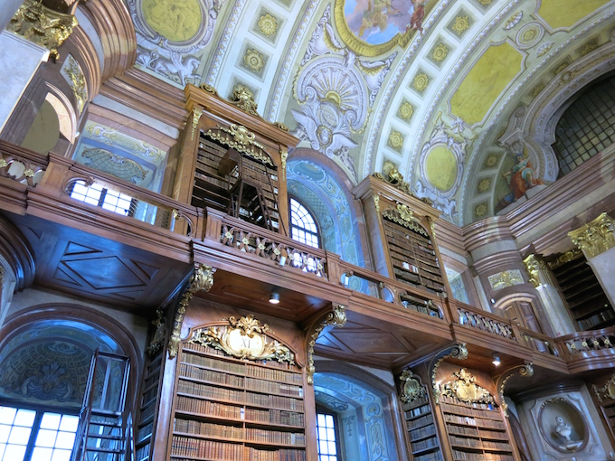 Austrian National Library Vienna