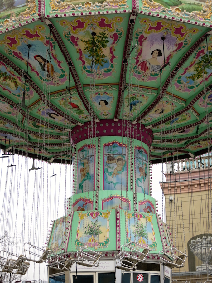 Vienna Fair Ride