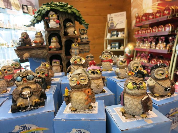 Vienna Gift Shop Owl
