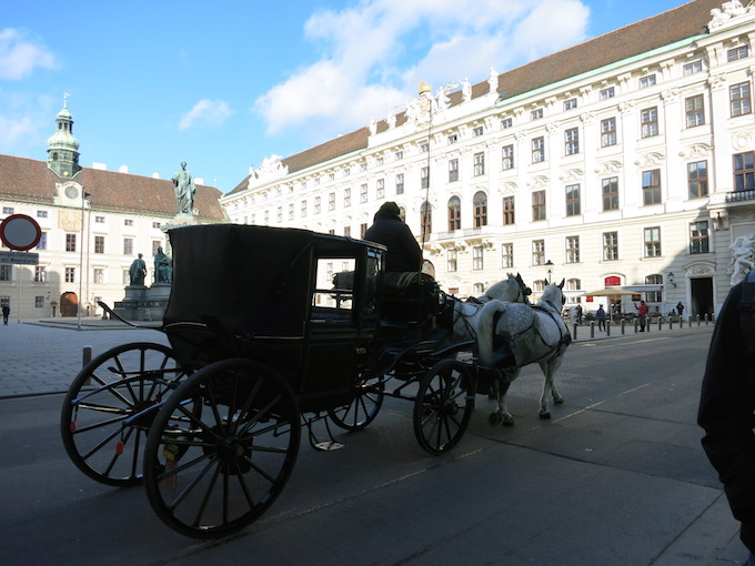 Vienna Horse Carriage 2