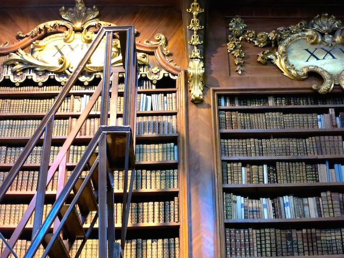 Vienna Library Austria