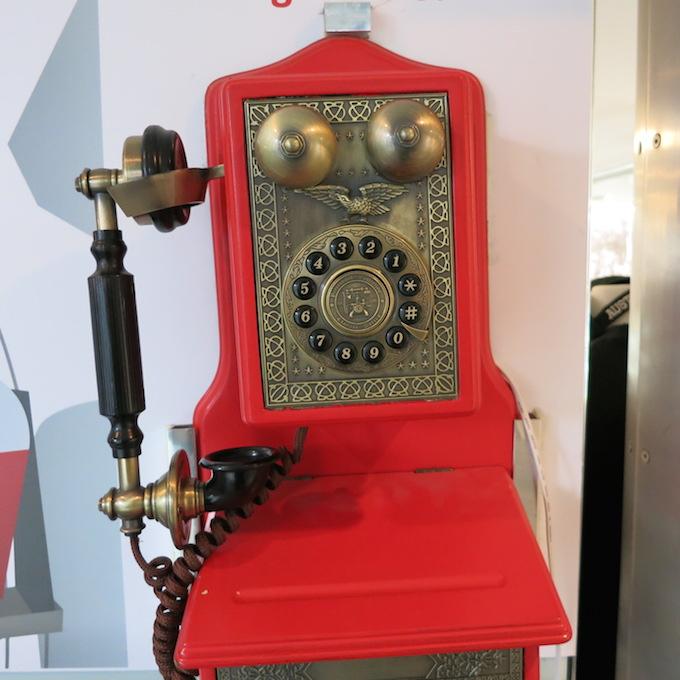 Vienna Vintage Payphone
