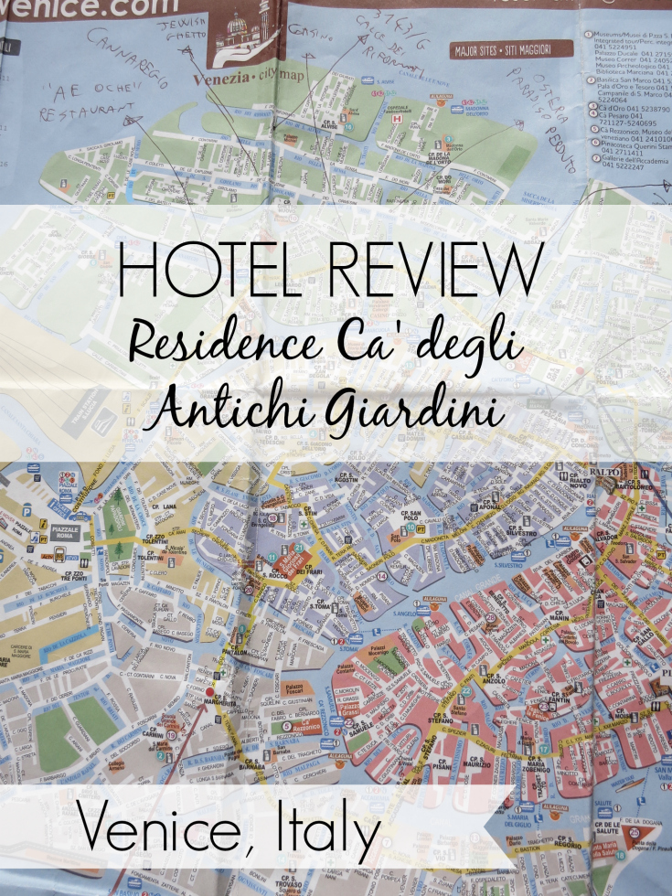 Hotel Review Venice