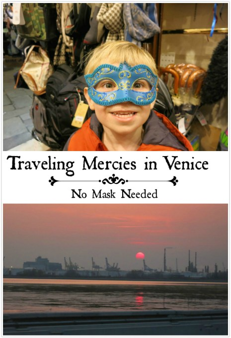 Traveling Mercies in Venice - Pinterest