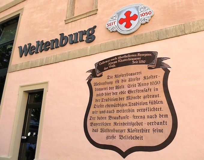 Weltenburg Abbey Brewery Monastery