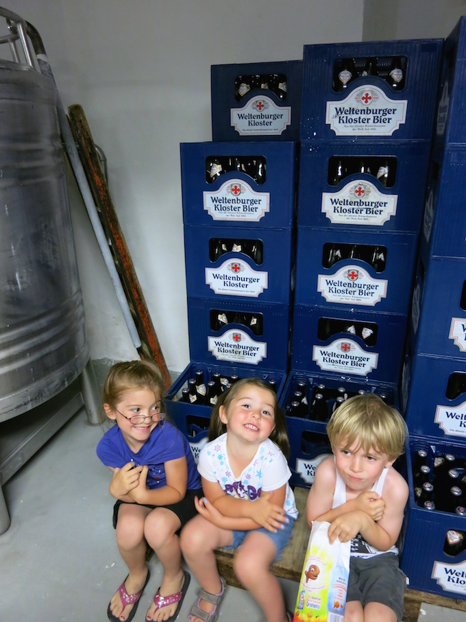 Weltenburg Brewery Kids