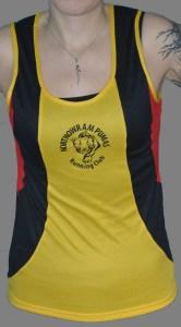 Pumas running vest