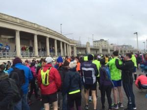 Fellow runners