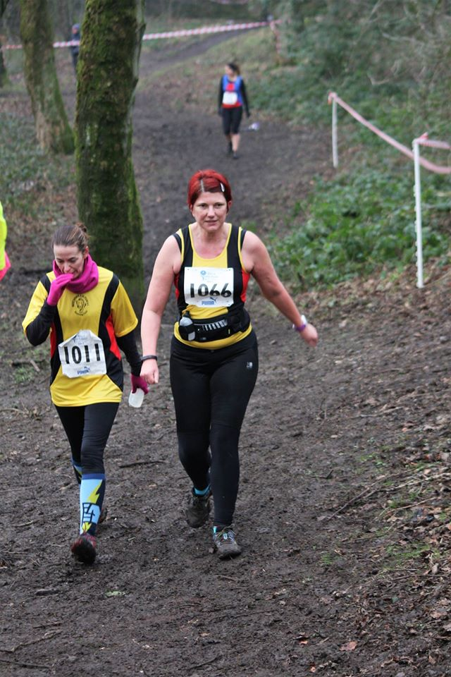 Awesome effort by Sarah and Jennifer, it just shows you don't have to be Ben Mounsey to enjoy WYWL races!