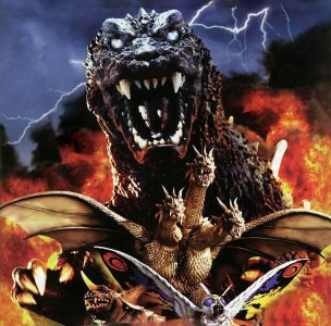 "Godzilla, Mothra and King Ghidorah: Giant Monsters All-Out Attack"" (2001) - North Park Theatre"