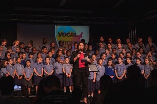 Northpine Vocal Night performance