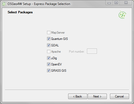 QGIS - Mr  Sid and ECW image formats to display on a OSGEO4W install