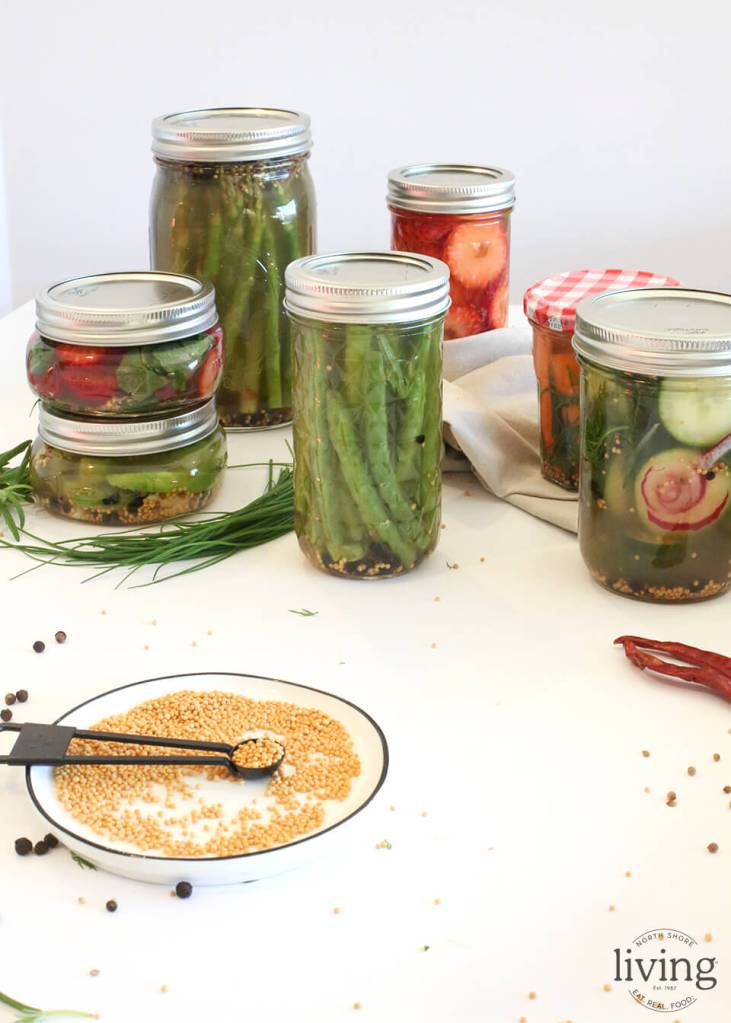 Quick Pickling