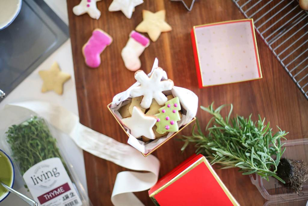Sugar Cookies with a Twist