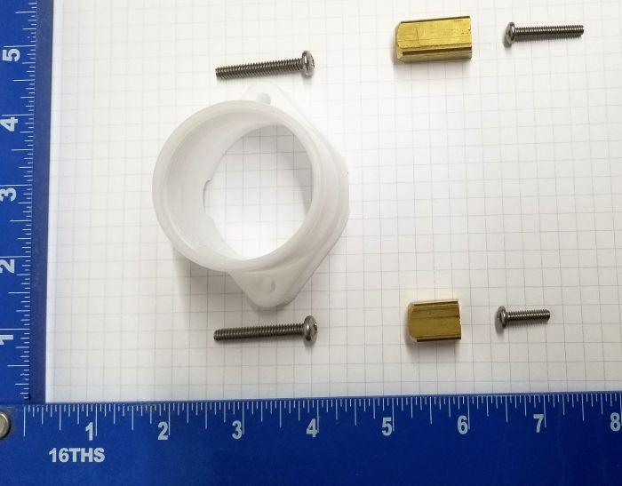 kohler 1018879 hardware shower valve kit mixer trim