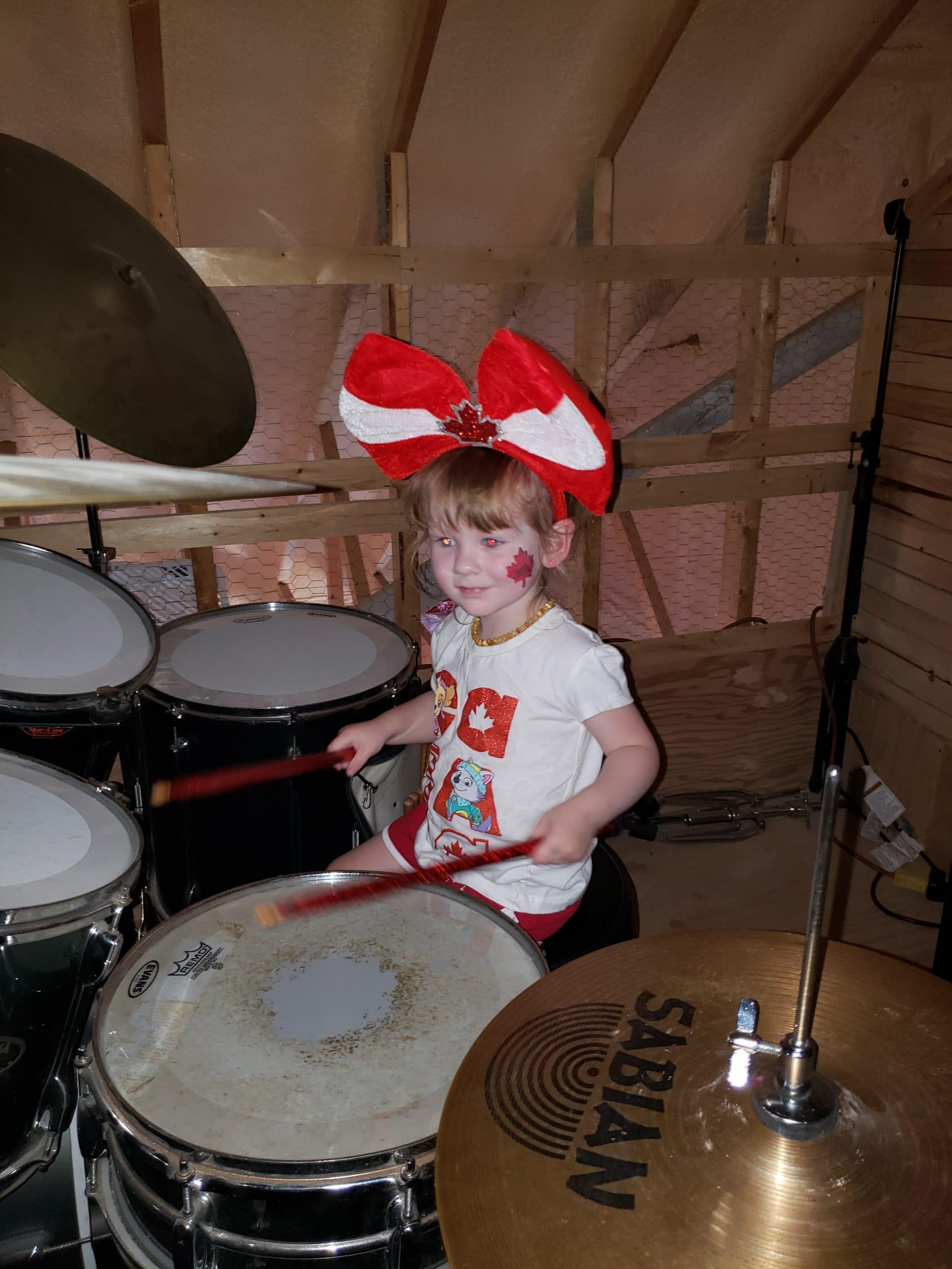 I Play Drums