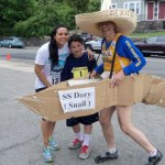 40th Annual Swampscott Dory Run