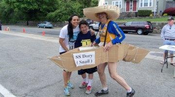40th Annual Swampscott Dory Run